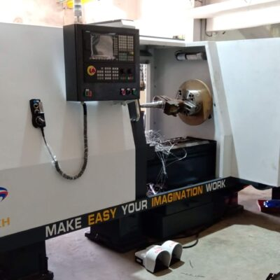 CNC lath machine